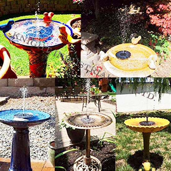 MINI Solar Fountain Pump